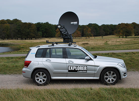 EXPLORER 8100 - 2