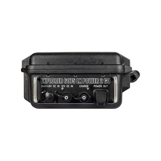 CPN EXPLORER 6075LX POWER 2 GO-0027
