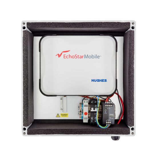 CPN Enclosure Class 1 for Echostar Heating-8915