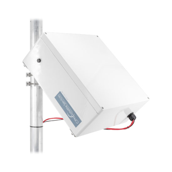 CPN Enclosure Elevating Pole Mount-8780