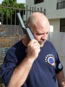 Einsätze mit Satellitenkommunikation
