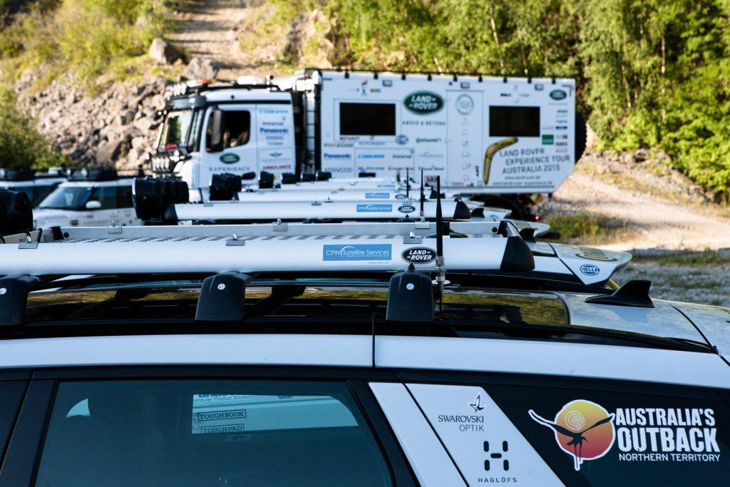 Land Rover Experience Tour 2015 Australia