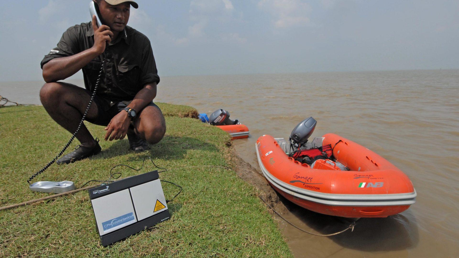 Sponsoring Ganges 2009